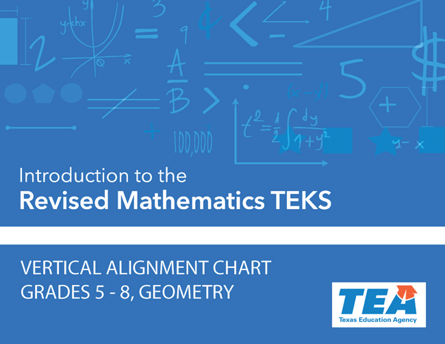 Vertical Alignment Charts for Revised Mathematics TEKS